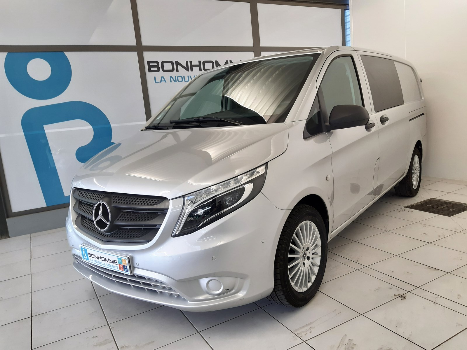 VITO MIXTO 119 CDI LONG  BVA RWD SELECT