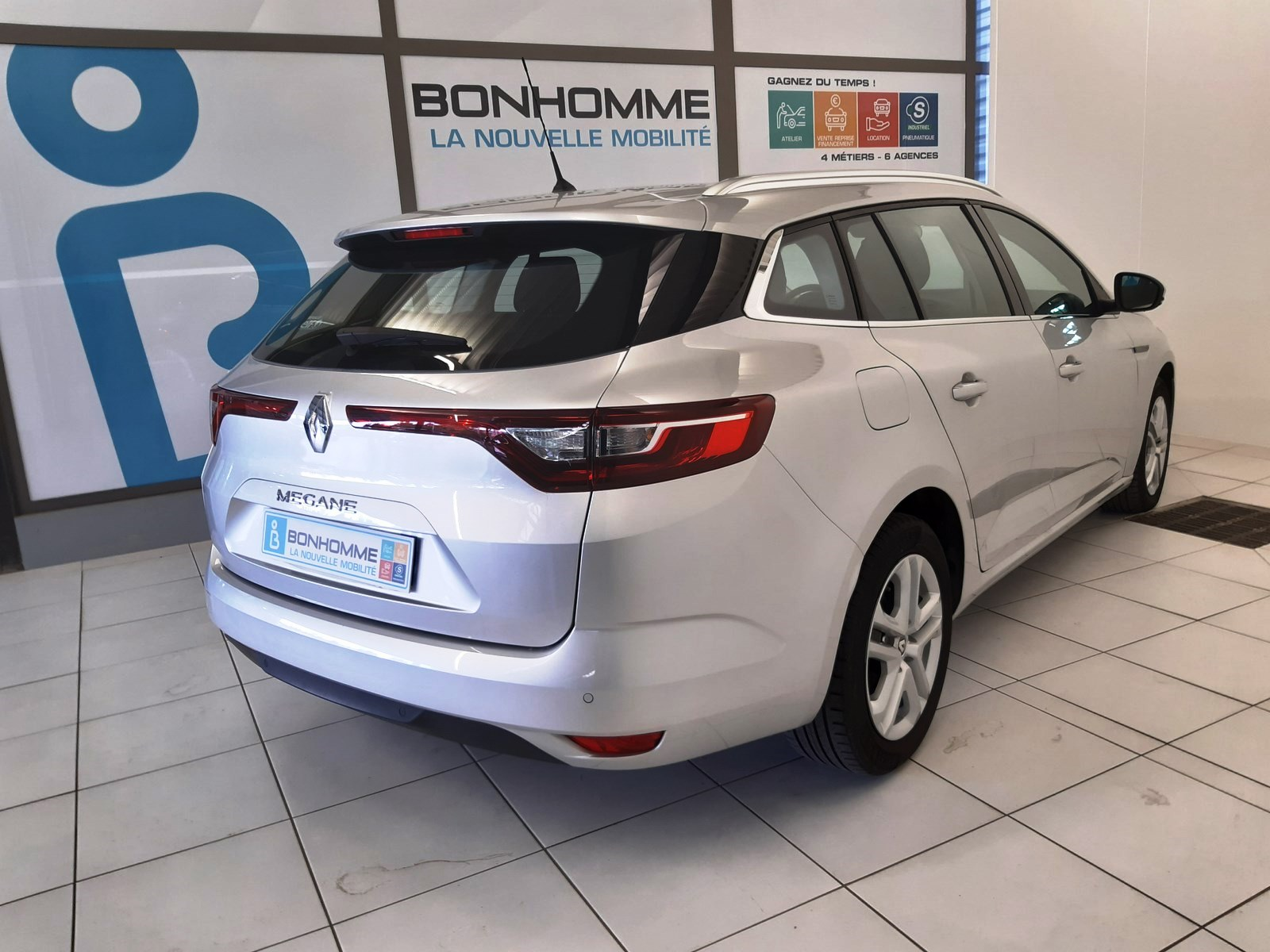 MEGANE IV ESTATE DCI 110 ENERGY BUSINESS