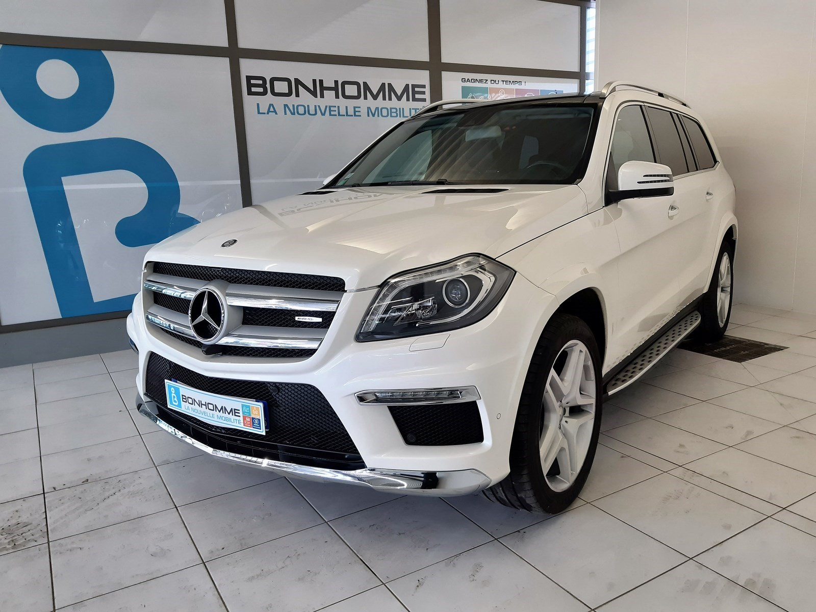 CLASSE GL 350 CDI BLUETEC FASCINATION 4-MATIC A